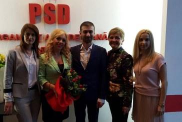 Clubului Femeilor Social – Democrate Maramures a fost inaugurat
