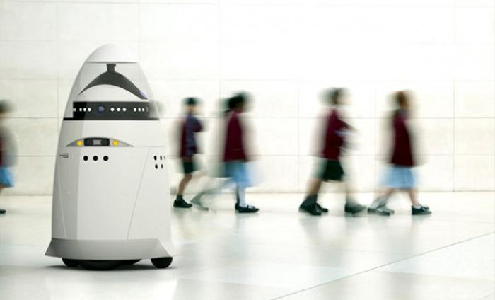robot coreea de sud