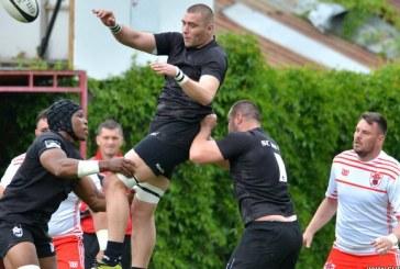 Rugby: Victorie obtinuta in ultimul minut de Baia Mare pe terenul lui Dinamo