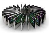 Livrările globale de smartphone-uri vor scădea cu aproape 12% anul acesta