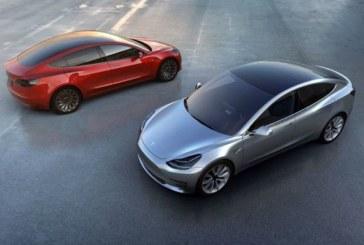 Tesla a dezvaluit noul Model 3 si sustine ca are deja 130.000 de precomenzi