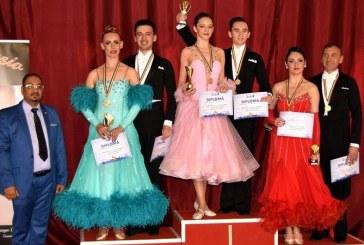 Un weekend, 39 de finale si 17 medalii pentru Prodance 2000 Baia Mare (FOTO)