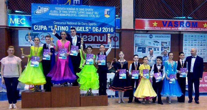 Clasa D, 12-15 ani - Seni si Dalia, Darius si Dora, Alex si Riana