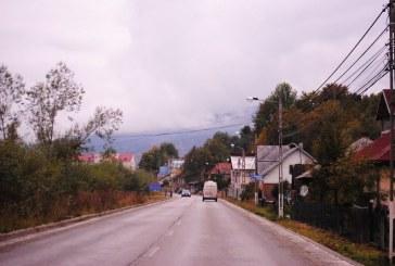 DN 18 si DJ 186, Vadu Izei-Sacel, cele mai periculoase drumuri din Maramures
