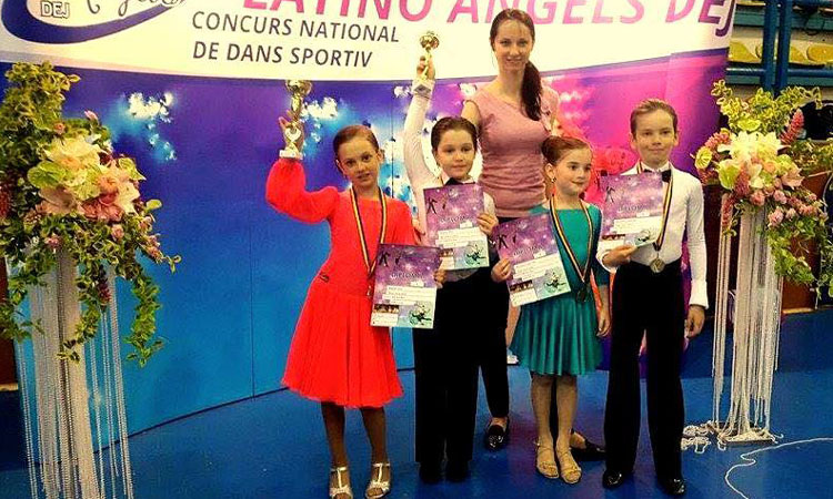 Hobby, 6-9 ani - David si Alisia, Andrei si Carina