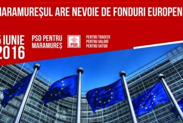 Gabriel Zetea: Maramuresul are nevoie de fonduri europene