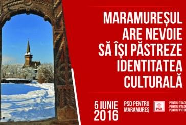Gabriel Zetea: Maramuresul are nevoie de conservarea arhitecturii traditionale, pastrarea autenticitatii obiceiurilor si traditiilor