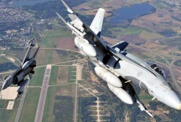 Australia anunta suspendarea loviturilor aeriene in Siria in urma avertismentului Rusiei