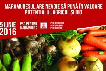 Gabriel Zetea: Maramuresul are nevoie sa puna in valoare potentialul agricol si bio