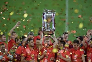 Fotbal: CFR Cluj a castigat Cupa Romaniei, la loviturile de departajare