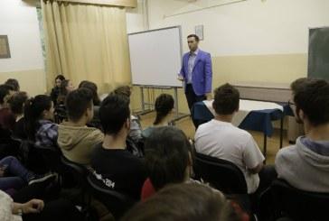 Cristian Niculescu Tagarlas: Trebuie sa aveti curaj si sa indrazniti. Nimic nu este imposibil!