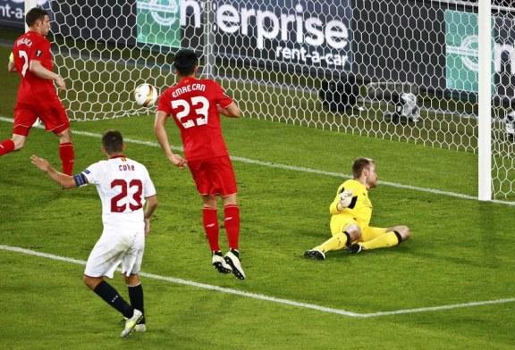 Fotbal: Sevilla a castigat Europa League, dupa 3-1 in finala cu Liverpool