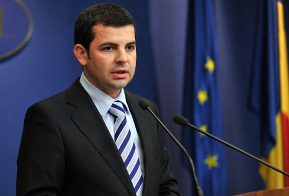 Daniel Constantin: Proiectul de refacere a sistemului de irigatii a fost abandonat total de guvernul de tehnocrati
