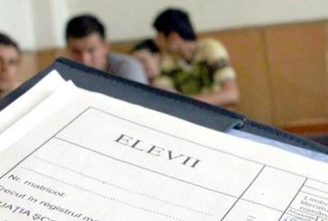 Tot mai multi elevi abandoneaza scoala in Maramures