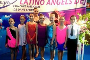 Final de sezon competitional deosebit pentru dansatorii de la Galactic Dance (FOTO)