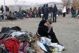 Grecia: Autoritatile intentioneaza sa evacueze marti tabara Idomeni de la frontiera cu Macedonia