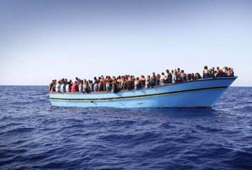 """Italia doreste """"o unitate de criza"""" pentru impartirea sarcinii privind imigrantii care sosesc pe mare"""