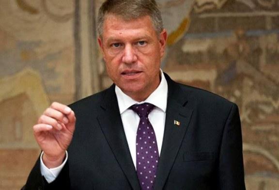 Iohannis: Romania isi propune un nou model de dezvoltare economica, axat pe inovatie si competitivitate
