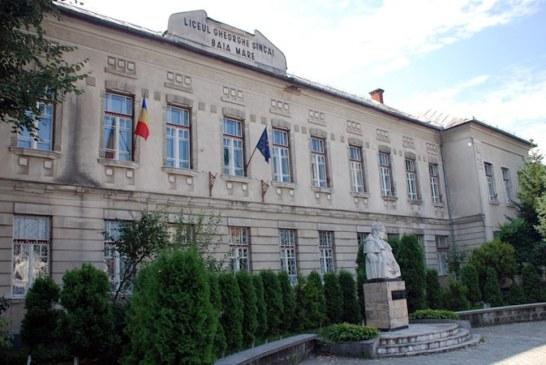 "Colegiul National ""Gheorghe Sincai"" Baia Mare aniverseaza un secol de existenta in 2019"
