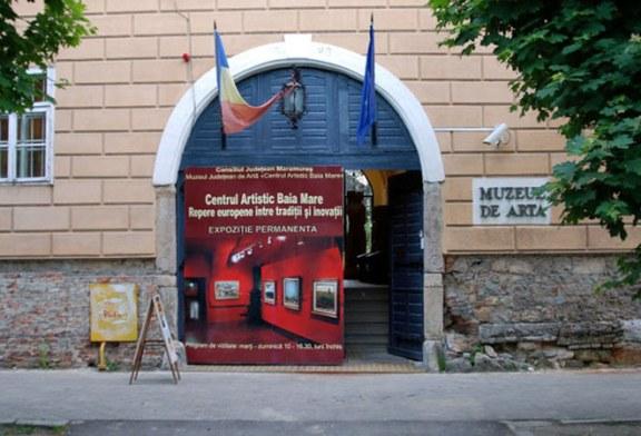 Noaptea Alba a Picturii Baimarene: O zi si-o noapte de sarbatoare la Muzeul Judetean de Arta «Centrul Artistic Baia Mare»!