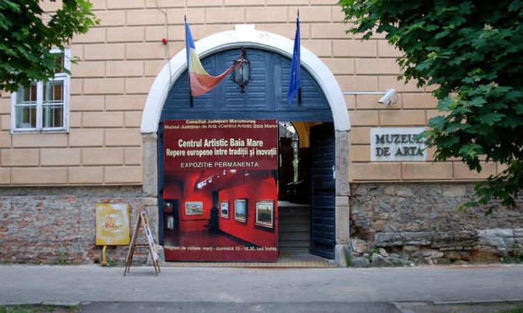 Invitatie: Vizita interactiva la Muzeul Judetean de Arta Baia Mare pentru copiii de 4-6 ani
