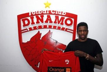 Fotbalistul dinamovist Patrick Ekeng a murit la varsta de 26 de ani