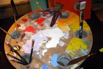 Expozitie personala de pictura a Iolandei Gherghel, la Galeria de Arta UAP Baia Mare