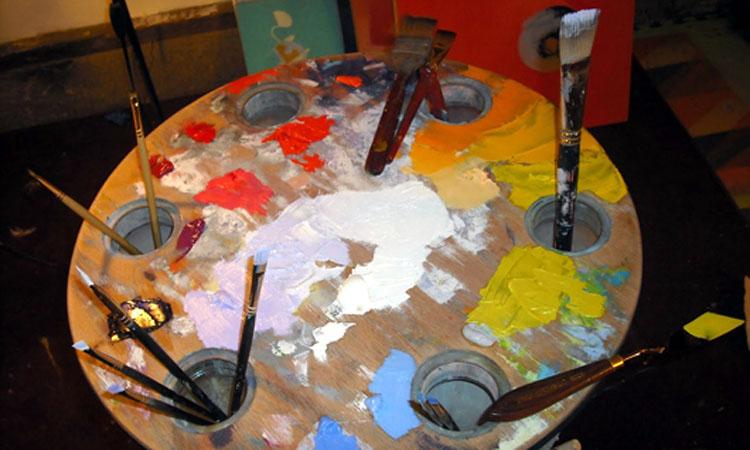 pictura-paleta-culori-pictor