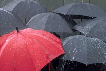 Meteo: Ploi cu caracter de aversă și temperaturi de până la 15 grade C