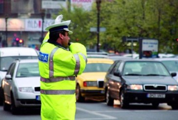 Maramures: 30 de permise de conducere au fost suspendate de politistii rutieri in acest weekend