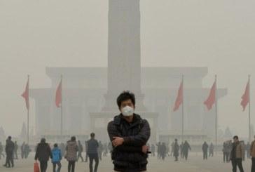 Schimbarea climei ar putea contribui la producerea smogului care afecteaza China, potrivit unui studiu american