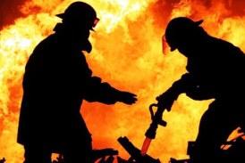 Pompierii au intervenit la un incendiu produs in bucataria unui apartament din Baia Mare