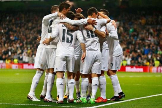 Real Madrid si Manchester United sunt cele mai valoroase cluburi de fotbal