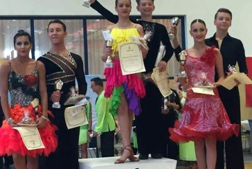 Dansatori baimareni, campioni ai Austriei