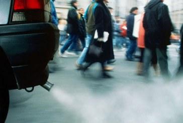 Poluarea aerului poate creste presiunea arteriala