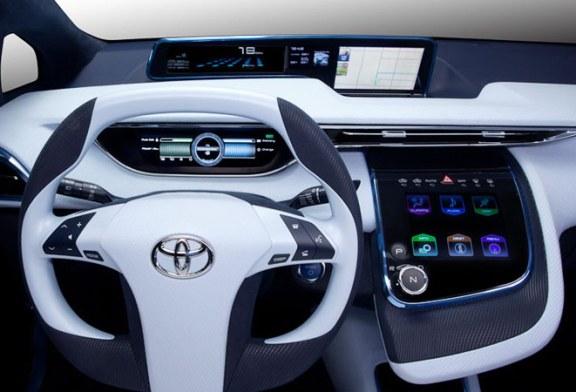 Toyota Romania recheama in service circa 900 de masini