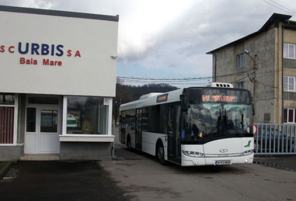 URBIS: Modificari la linia 12 si programul autobuzelor si troleibuzelor in 24 ianuarie