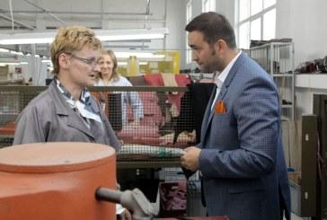 Cristian Niculescu Tagarlas si echipa liberala au vizitat doua unitati economice importante pentru Baia Mare