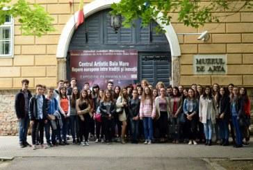 Ziua Artistului Plastic, celebrata de Muzeul Judetean de Arta «Centrul Artistic Baia Mare» (FOTO)