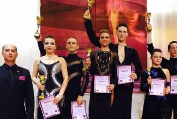 Prodance 2000 Baia Mare a cucerit 14 medalii la Cupa Satmarului