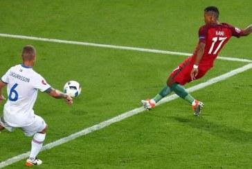 EURO 2016: Portugalia se impiedica de Islanda