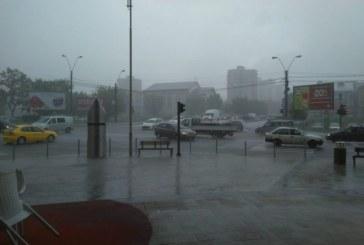 Meteo: Vreme instabilă miercuri, în Maramureș. Meteorologii au prognozat ploi și descărcări electrice