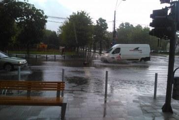 Maramures: Cod galben de ploi torentiale