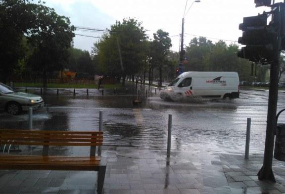 Maramureș: Ploi cu caracter de aversă însoțite de descărcări electrice, intensificări de scurtă durată ale vântului și izolat grindină