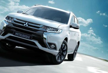 Mitsubishi Outlander PHEV – cel mai vandut SUV hibrid plug-in in Europa
