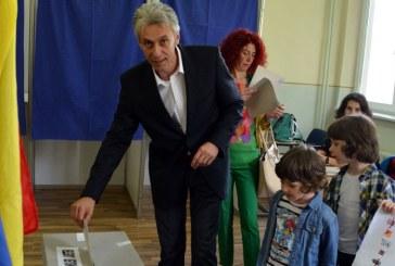 Florin Tataru a votat pentru pentru echilibru, respect si bunastare