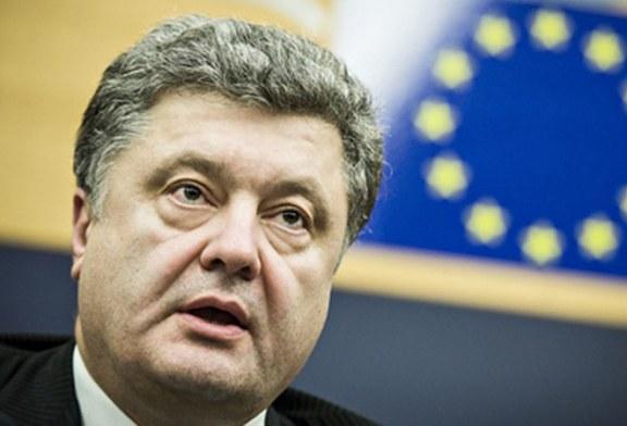 Ucraina/conflict: Porosenko neaga ca s-ar fi rastit la Putin, spune ca doar i-ar fi vorbit pe un ton ferm