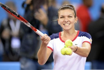 Tenis: Simona Halep s-a calificat in optimi de finala la Wimbledon