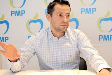 Adrian Todoran a fost ales vicepresedinte al Partidului Miscarea Populara, la nivel national