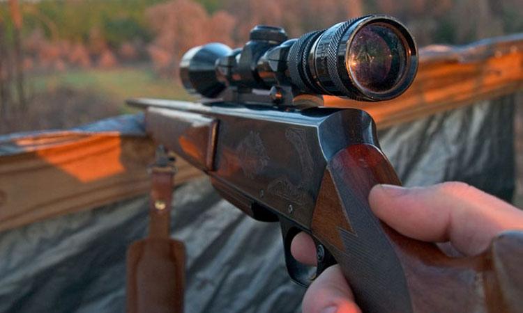 Inca o arma confiscata de politistii maramureseni